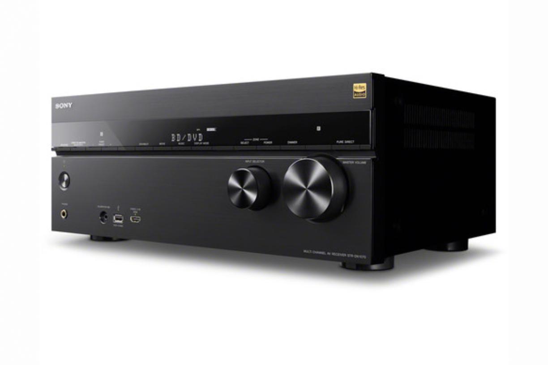 Sony ressiiverid ja võimendid