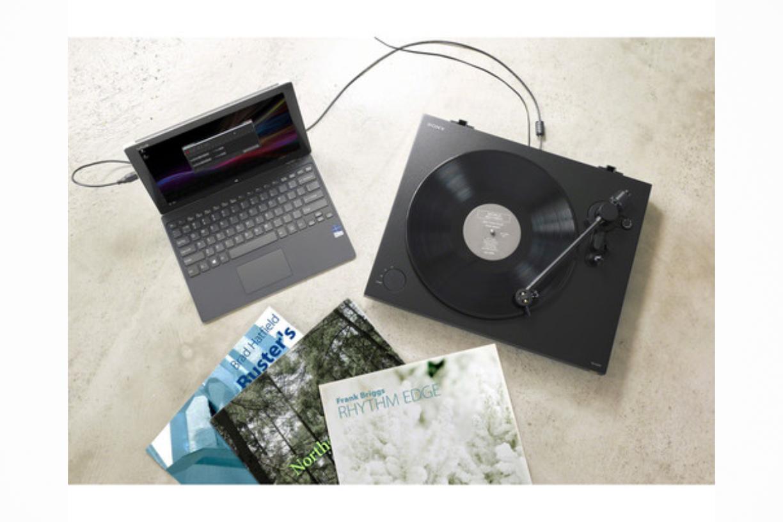 Sony LP mängijad